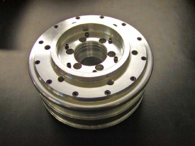 Interchangeable Crank Pulley Kit